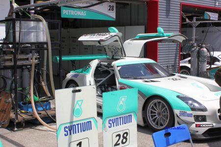 2012シーズンはAMG GT3
