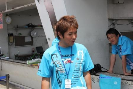 Team KAGAYAMA 武田雄一