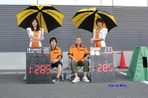 18 GARAGE RACING TEAM