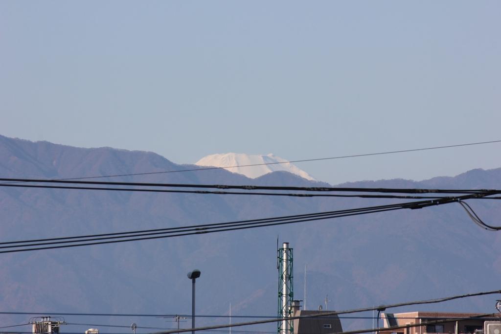 a little bit of Mt. Fuji