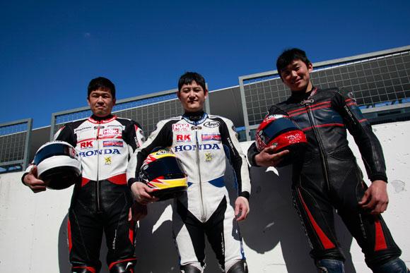 Honda Suzuka Racing