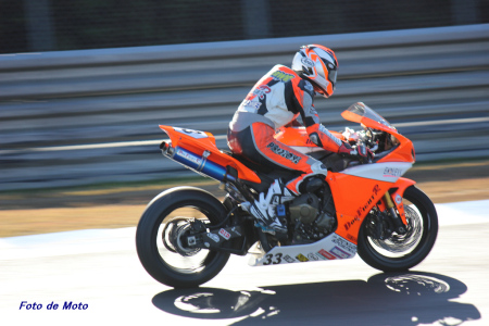 JSB/OP C #33 DOG FIGHT RACING YAMAHA 中澤 孝之 YZF-R1
