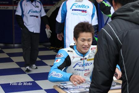 ST600 ファイト・ツキギレーシング #13 岡村 光矩