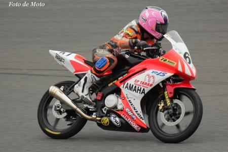 レディース #67 SP忠男レーシングチーム  保坂 綾乃 YZF-R15