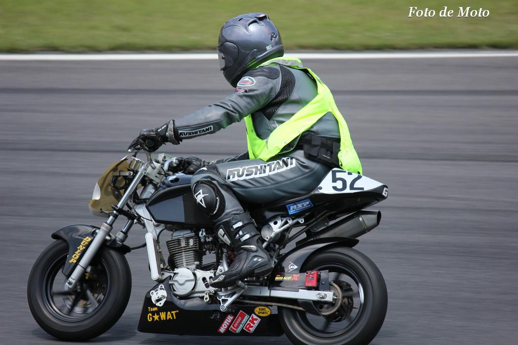 DE耐!クラス #52 チームG☆WAT XR100M