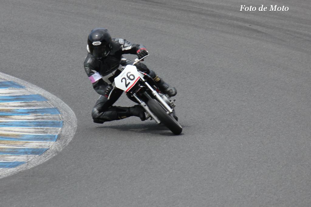DE耐!クラス #26 Team BKS! XR100M