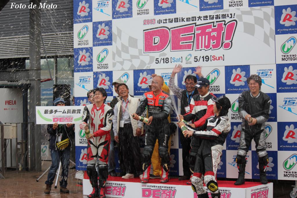 DE耐!クラス #14 泉田レーシングクラブ APE100