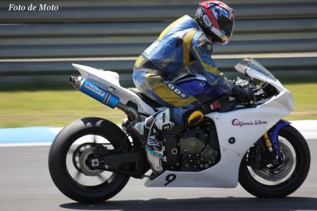 OPチャレンジ #9 MaKaO Racing 福井 誠 YAMAHA YZF-R1