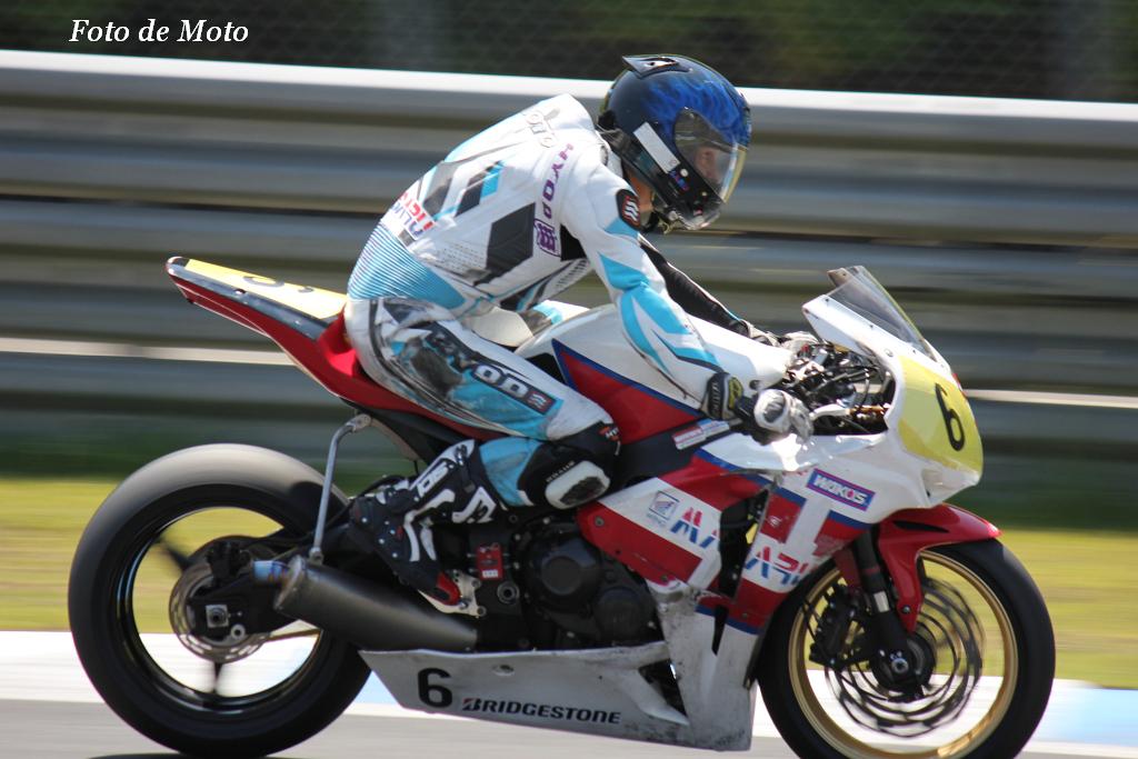 JSB1000 #6 ウイングマサル 坂本 直也 Honda CBR1000RR