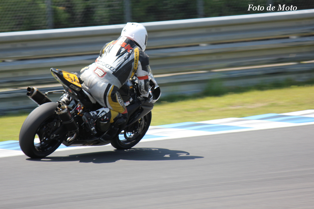 JSB1000 #56 Team Unit-F 小池 康嗣 SUZUKI GSX-R1000