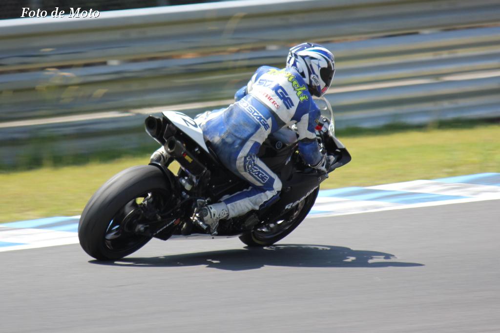 OPチャレンジ #12 Reality racing 武内 行司 YAMAHA yzf-r1