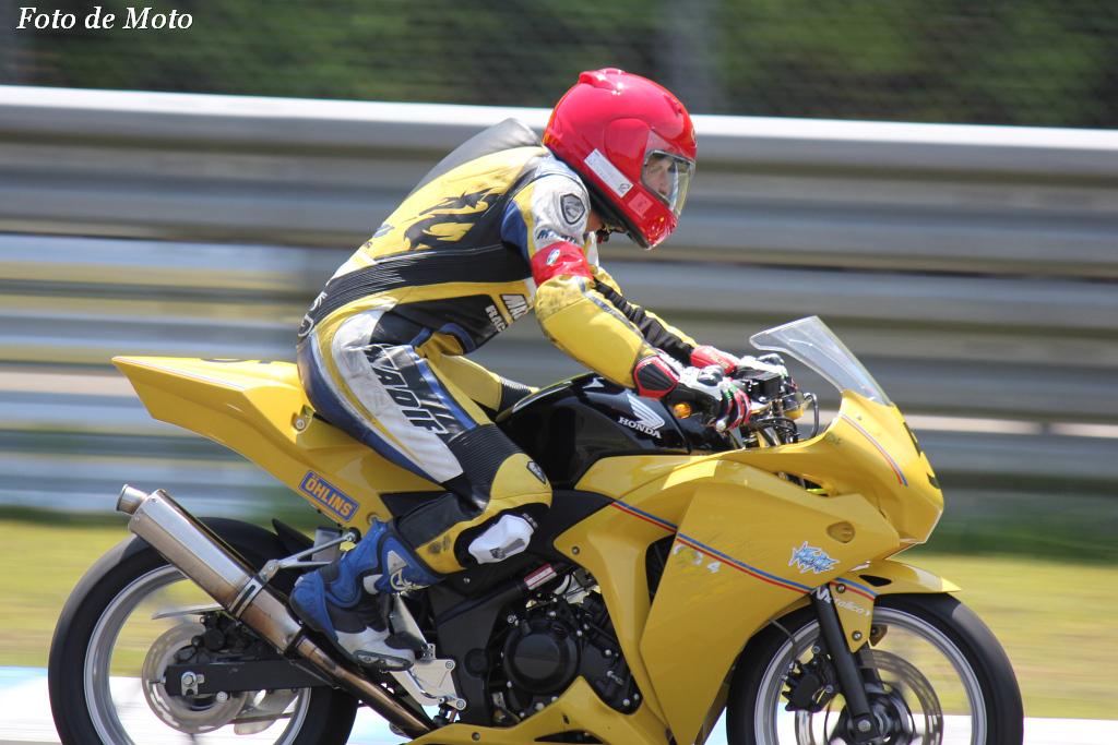 NEO STA CBR# 5 GG4RACING 増山 庸夫 増山 尚司 Honda CBR250R