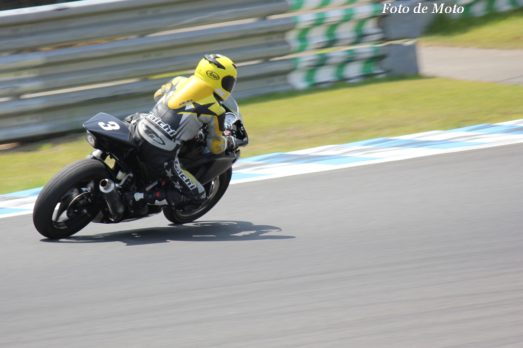 NEO STA CBR# 3  aburi-karubi 津々浦 泰 Honda CBR250R