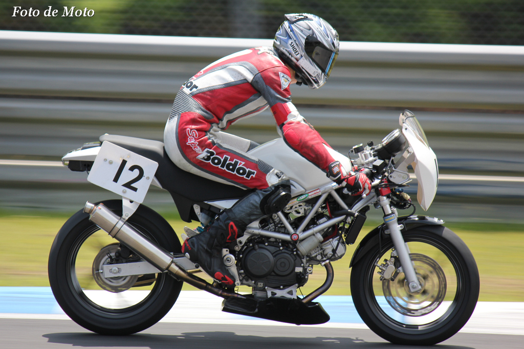 NEO STANDARD VTR #12 MIO-K7 岡吉 智宏 Honda VTR250