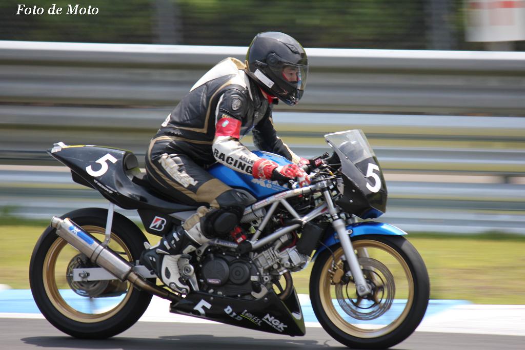 NEO STANDARD VTR #5 CWM だんしんぐどっぐ 久保 賢治 徳見 真行 Honda VTR250