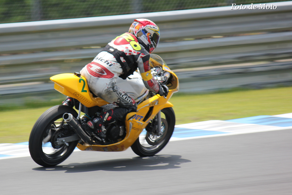 NEO STANDARD VTR #2 れーしんぐちーむ OUT LAW 仲田 幸太郎 吉田 直人 Honda VTR250