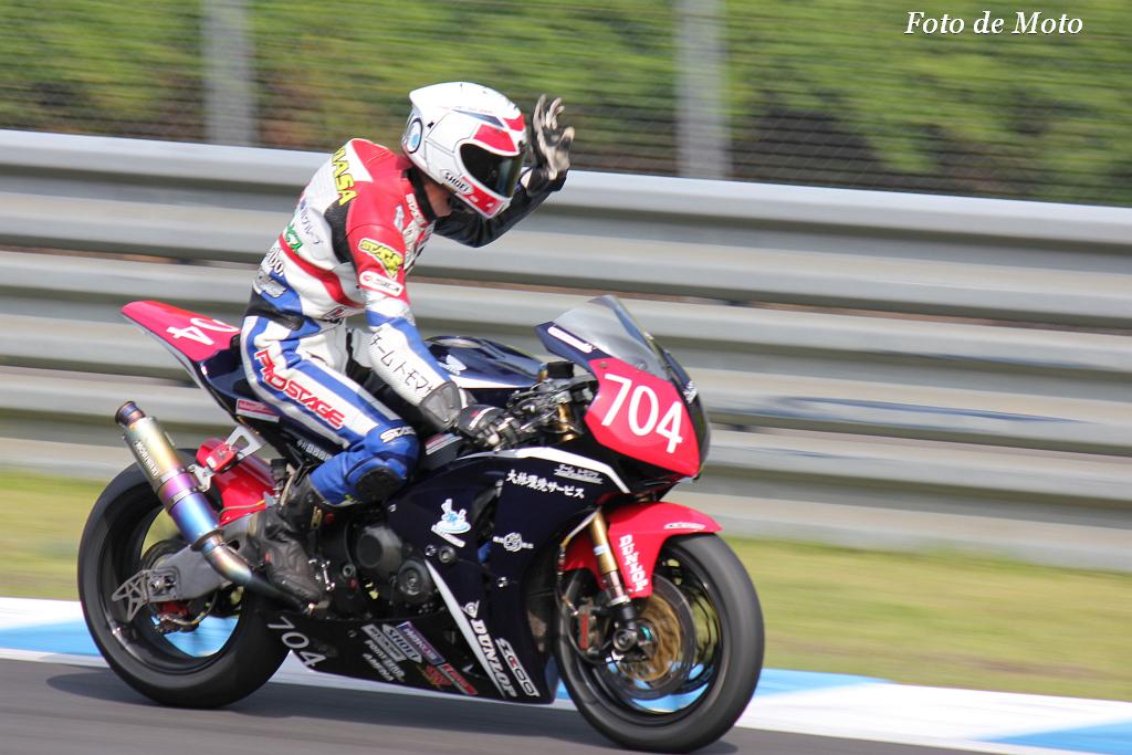 JSB1000インター #704 中村エンジン研究所 中村 知雅 Honda CBR1000RR