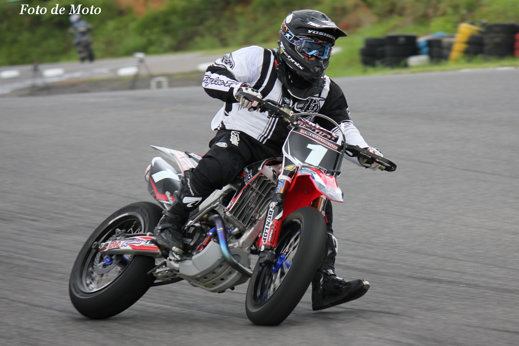 S1OPEN #1 Team Technix TGR 吉田 雄一 CRF450