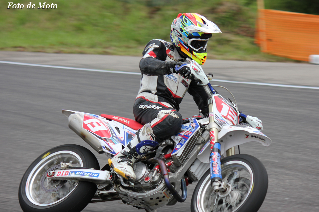 S1PRO #13 STELTH FIGHTER Club MotoRoman 坂牧 隆夫 CRF450