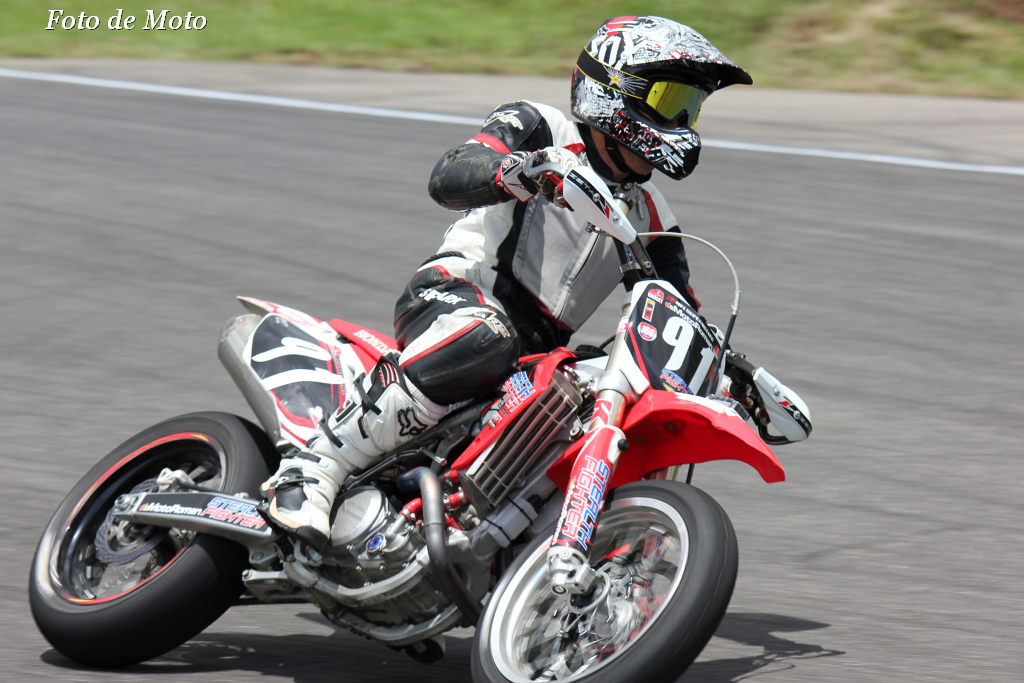 AREA S1 #91 STEALTH FIGHTER 我妻 正史 CRF450R