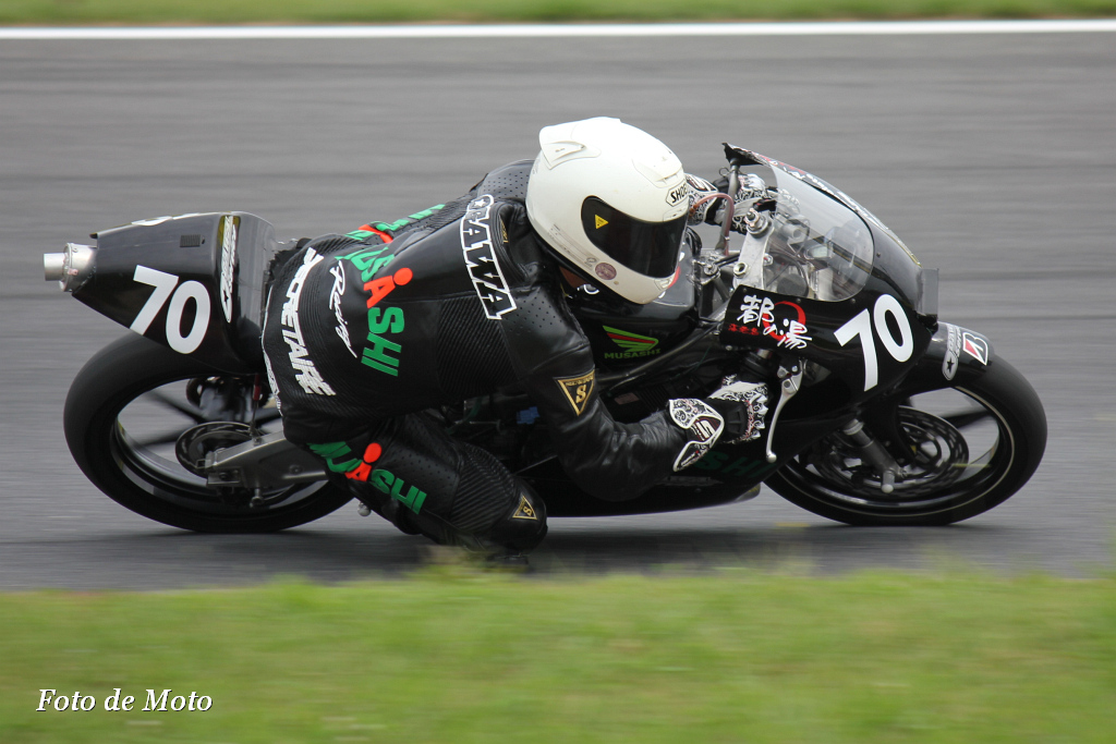 J-GP3 #70 MUSASHI 小川サービス 小川 亨  PowerPipe PP250R