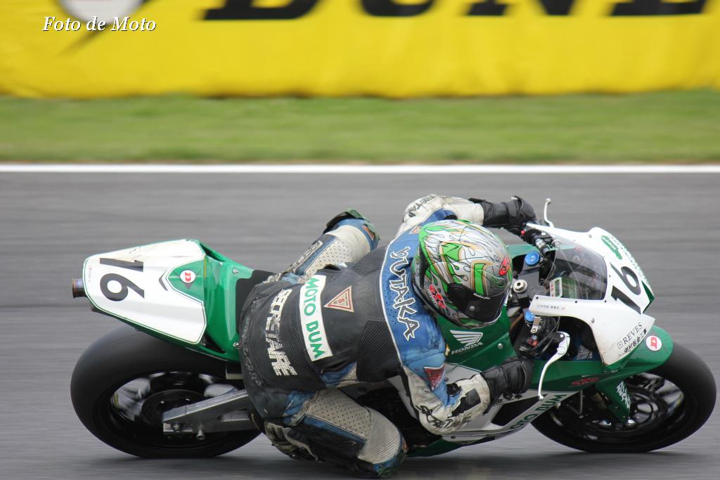 J-GP2 #16 MOTO BUM HONDA 中村 豊 Nakamura Yutaka HONDA CBR600RR
