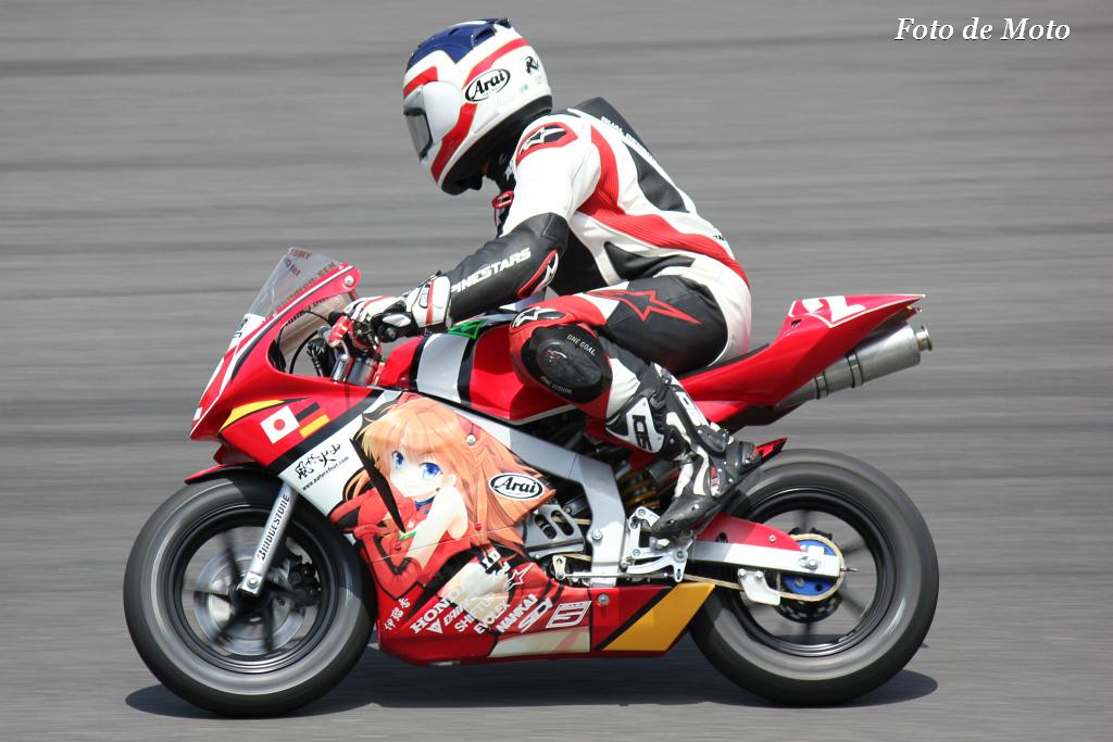 NSF100クラス #2 PAIR RACING風林火山 NSF100