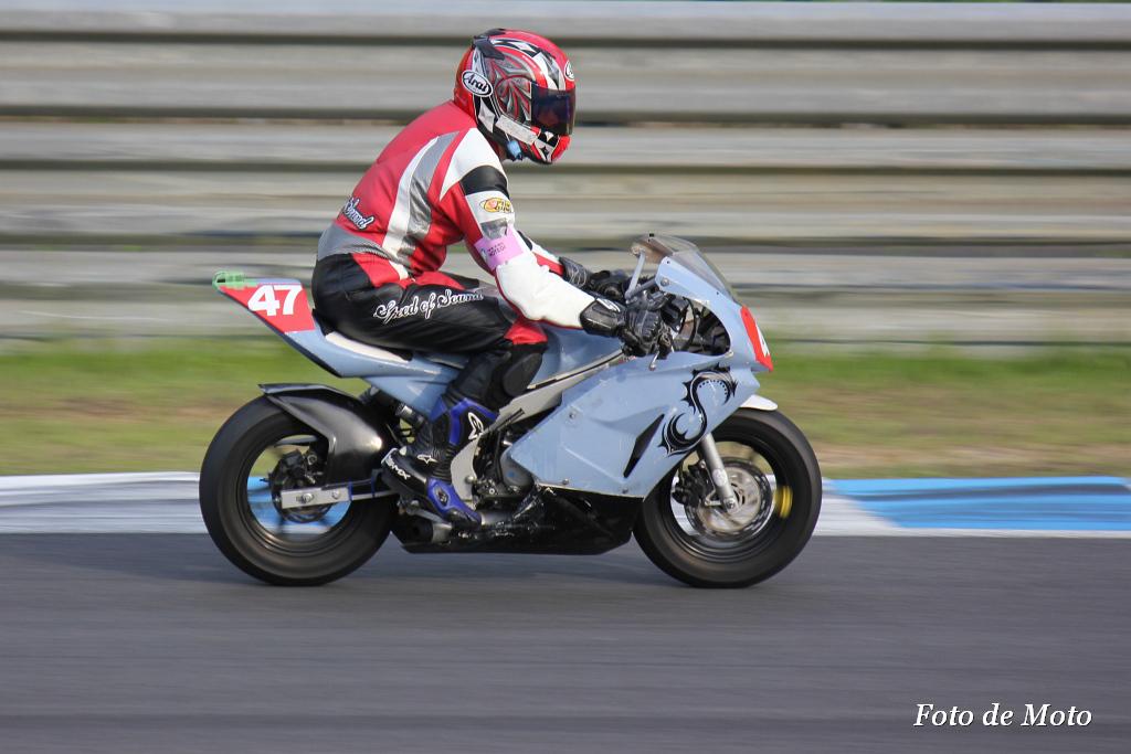 NSF100クラス #47 STRIDE racing NSF100