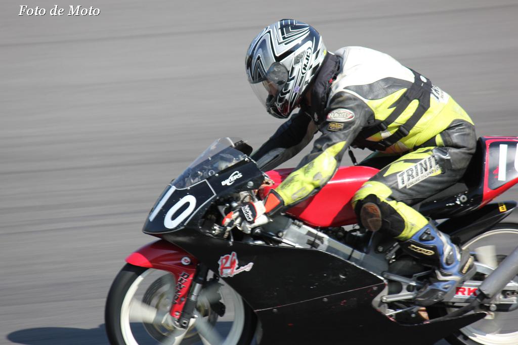 J-GP3 #10 nekomata-RT 堀 正広 Honda RS125