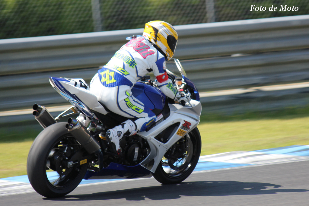 NEO Production #24 リーンウィズRT星和自動車RT 壁田 和也 柴沼 雄一 SUZUKI GSX-R1000