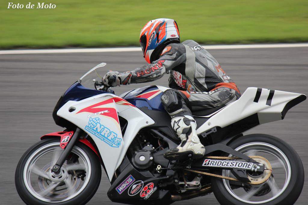 NEO STANDARD #011 NRF モトアルファ 片岡 泰 Honda CBR250R