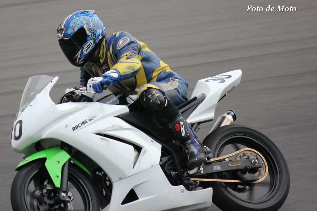 NEO STANDARD #30 MKTH with ファイアー 倉田 昌史 Kawasaki Ninja250R