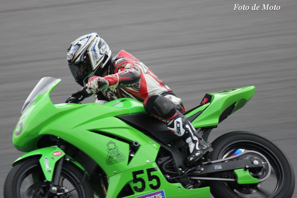 NEO STANDARD #55 粕尾モンキーズwithBB 小曽根 英幸 小曽根 理恵 Kawasaki Ninja250R