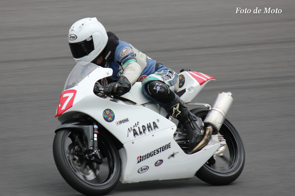 J-GP3 #17 モトアルファ&チクビーズ 大津 智貴 Honda GPMR250X