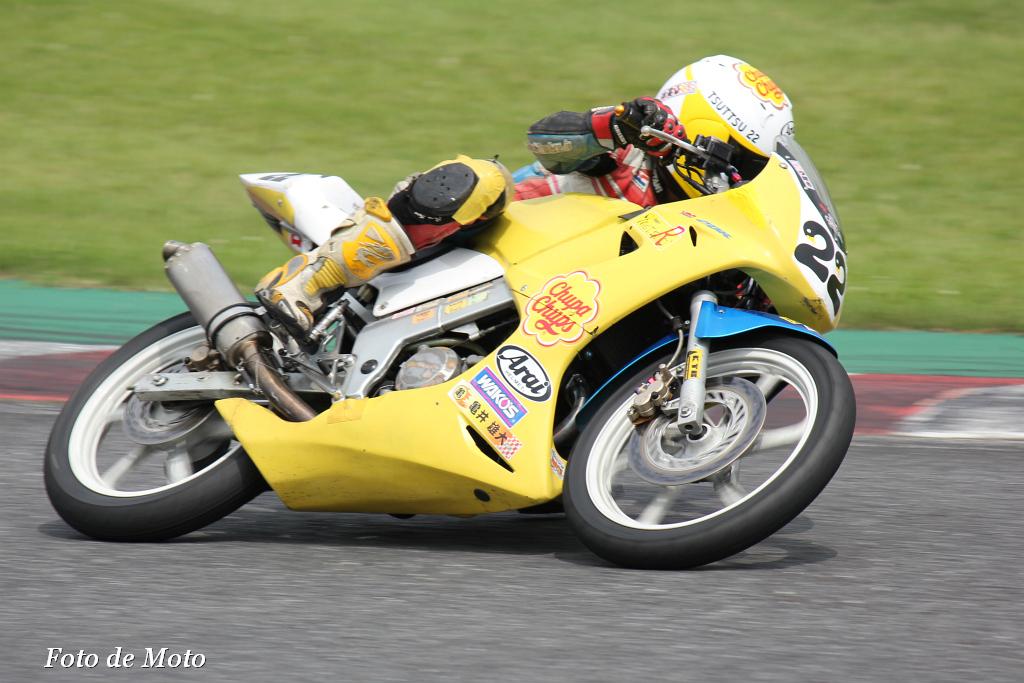 レディース #22 中井ICキッズ&Gals!Racing 橋本翼 CBR150R