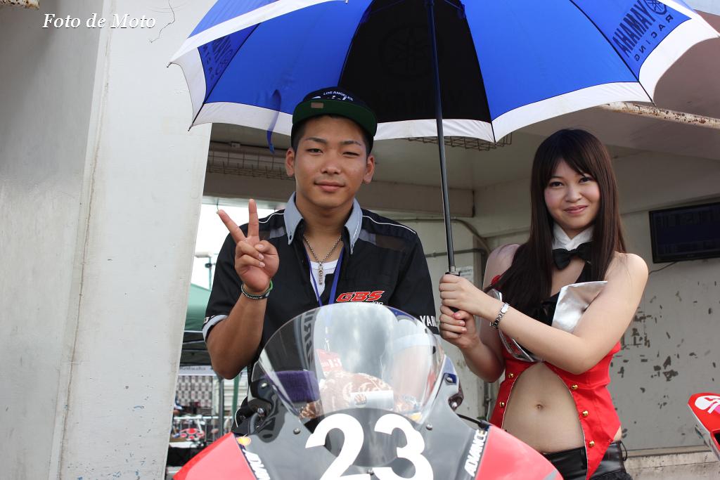 ST-600 #23 GBSレーシング 近藤 湧也 Kondo Yuya YAMAHA YZF-R6