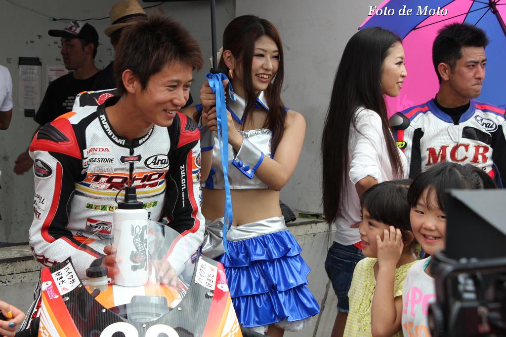 J-GP2 #23 TOHORacing+おでんせイーハトーブ 鎌田 悟 Kamata Satoru MORIWAKI MD600