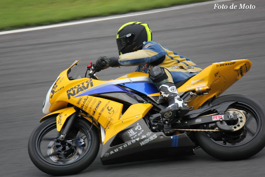 ST250 #15 オートボーイJ's  小口 太郎 Kawasaki Ninja250R