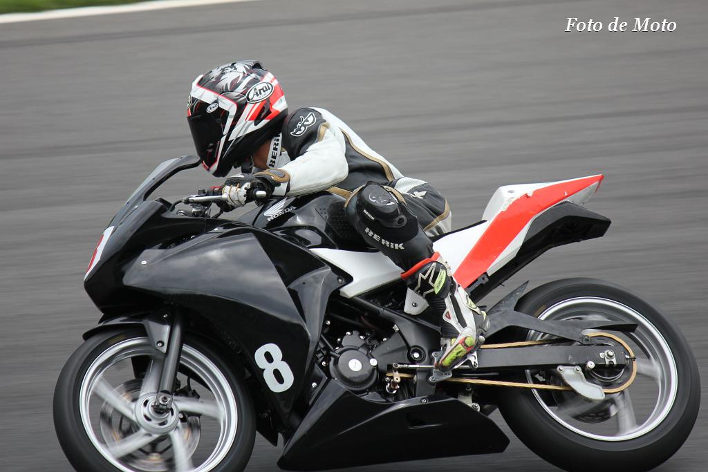 CBR250R #8 TEAM WILD BOAR 渡辺 瑛貴 Honda CBR250R