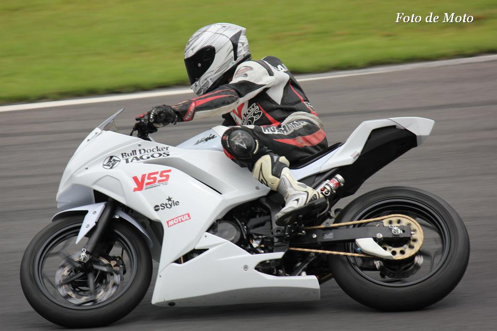 ST250 #4 YSSレーシング・ブルドッカータゴス 小板橋 達也 Kawasaki Ninja250R