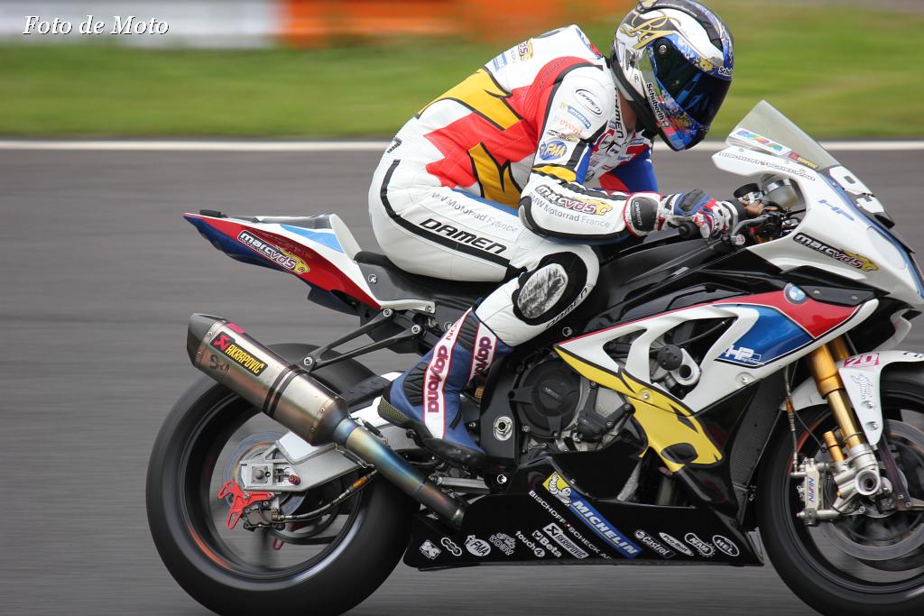 #99 BMW MOTORRAD FRANCE TEAM THEVENT Sylvain BARRIER Damian CUDLIN Erwan NIGON BMW S1000RR