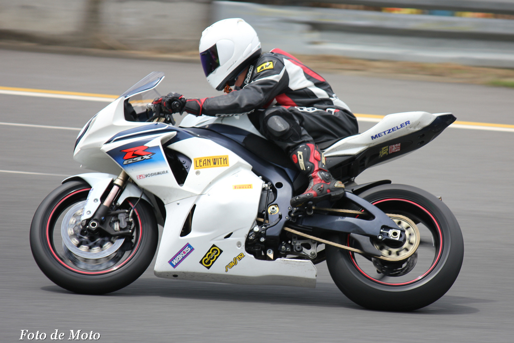 スーパープロダクション #29 リーンウィズRT 神成 典之 Suzuki GSX-R