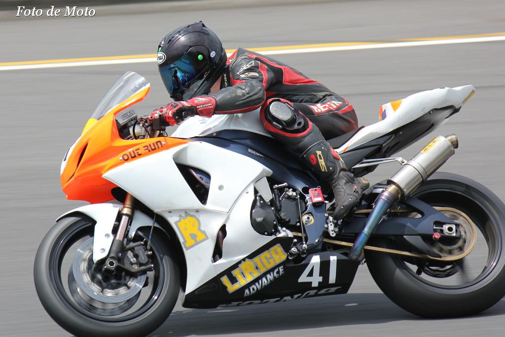 スーパープロダクション #41 枝光 亮英 Suzuki GSX-R1000