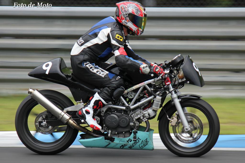 NEO STANDARD #9 MIO-K7 with N2F  室井 俊介 中嶋 智哉 Honda VTR250