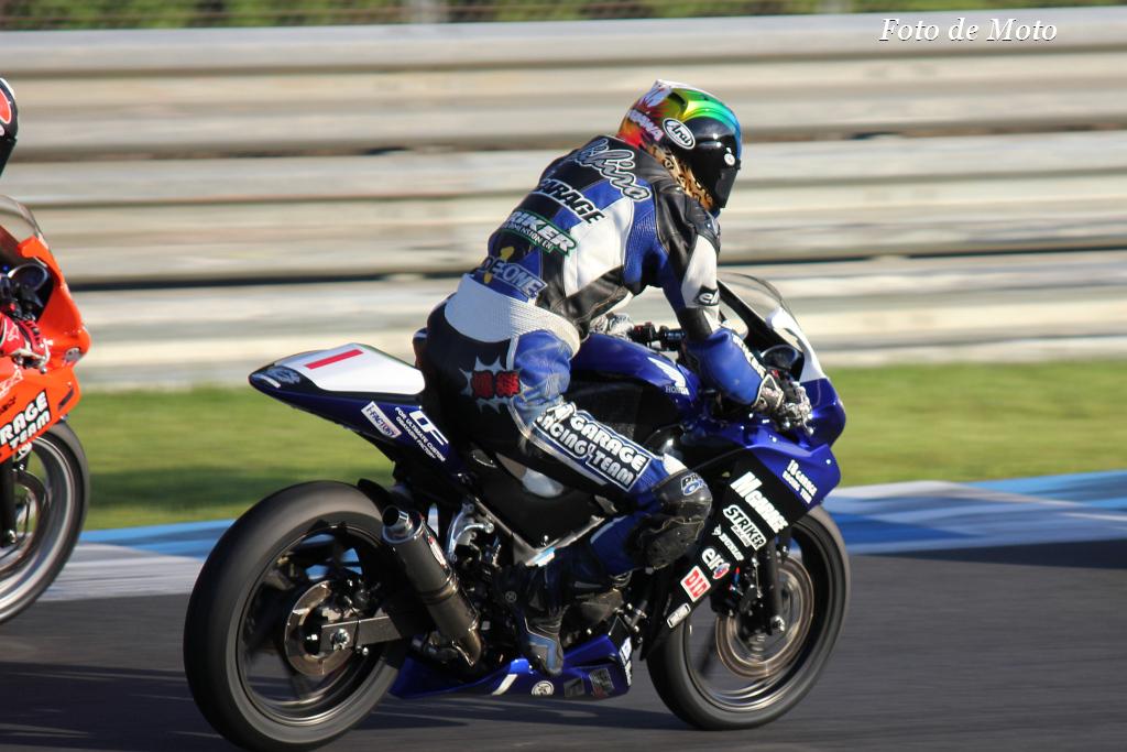 CBR250R #1 Mガレージ&18GARAGE 中沢 寿寛 Honda CBR250R