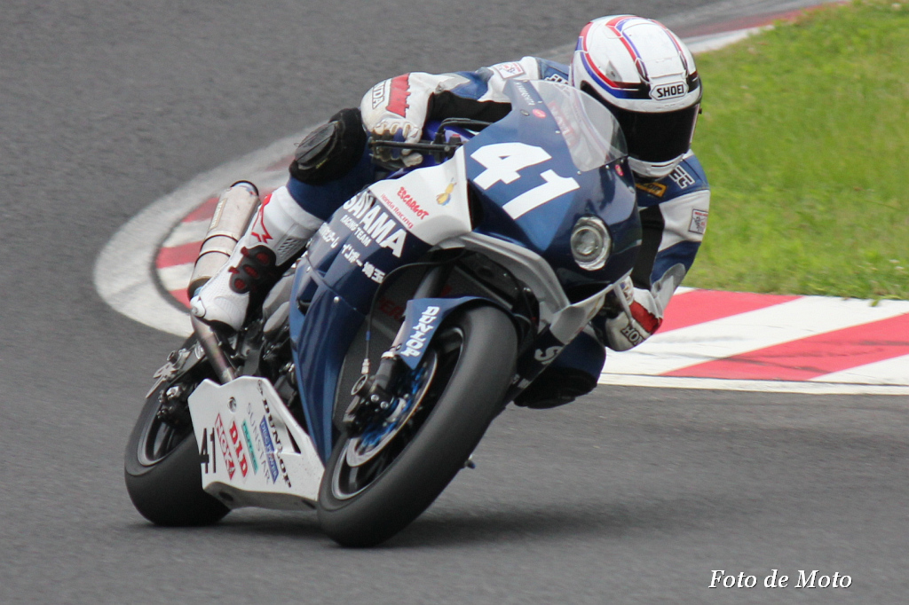 #41 Honda 狭山レーシング&浜松エスカルゴ&ホンダ学園関東 山下 広 石塚 尚志 大山 翼 Honda CBR1000RR