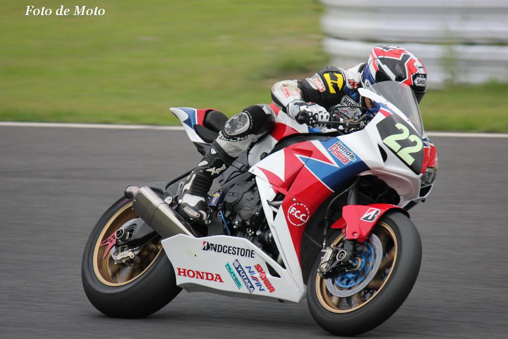 #22 Honda Team Asia 玉田 誠 Tamada Makoto 長島哲太 Nagashima Tetsuta AZLAN SHAH B.KAMARUZAMAN Honda CBR1000RR