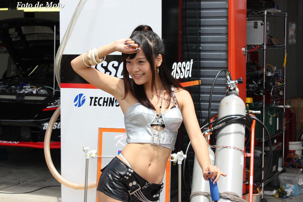 ST-4 #58 ウィンマックスTEINワコーズKRP☆DC5 小林 康一 関 豊 ピストン西澤