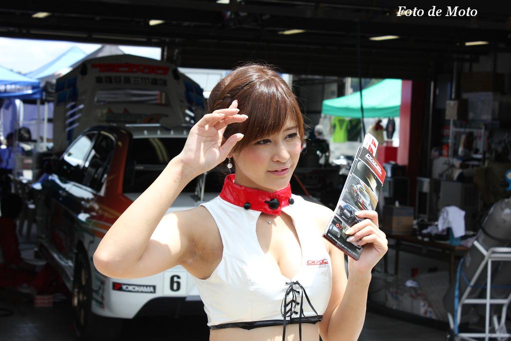 ST-2 #6 新菱オート☆DIXCELエボⅨ 冨桝 朋広 菊地 靖