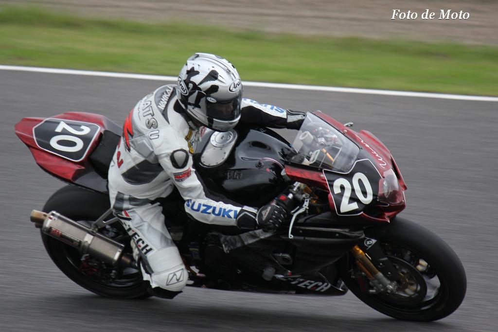 #20 WINNER Z-TECH 國松 俊樹 吉田 忠幸 Suzuki GSX-R1000